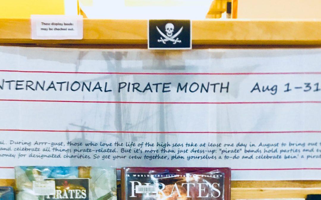 International Pirate Month – 2018
